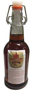Bourbon-Barrel-Aged-Nova-Maple-Syrup-Pint-FREE-Shipping