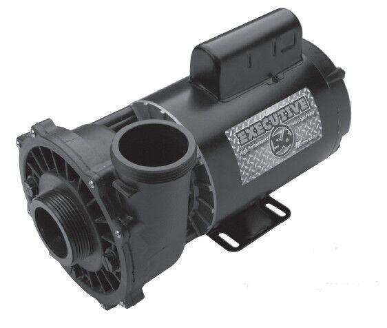 5hp Waterway Executive Spa Pump New In Box 3722021-13 3722021-1D PF-50-2N22C