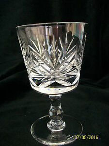 Thomas WebbWine Glass C Fan amp Diamond - Newark, Nottinghamshire, United Kingdom - Thomas WebbWine Glass C Fan amp Diamond - Newark, Nottinghamshire, United Kingdom