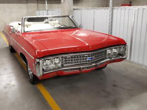 Impala 1969 convertible