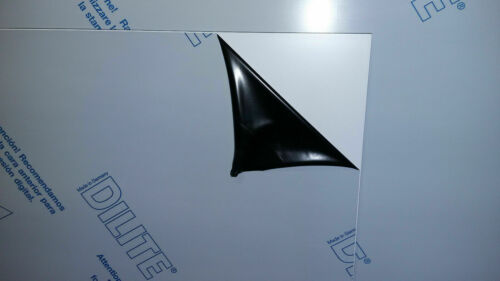 Aluverbundplatten Weiss 6mm ALU Verbundplatten Aluminium und Kunststoff PE Kern