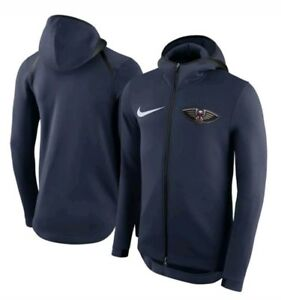 419 Nike peque 899858 Tama Flex o Showtime Therma Orleans Nba Pelicans o Hoodie New 7rpngOWv7