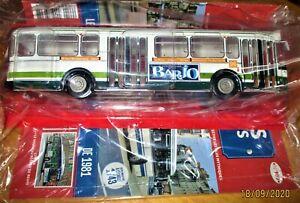 Autobus-Autocars-du-monde-1-43-HACHETTE-N-109-RVI-SC10R-France-198-le-fascicul