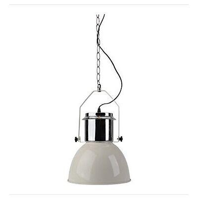 BLA SUSPENSION PLAFONNIER DESIGN LAMPE INDUSTRIELLE CUISINE LOFT CLOCHE METAL 41