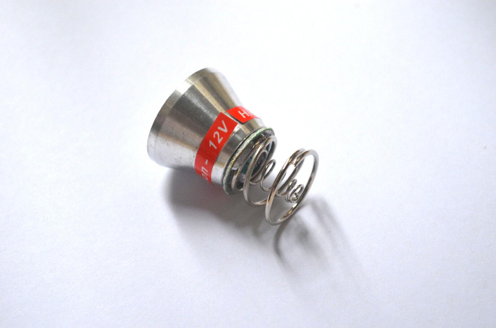 50 lámparas de linterna de gas xenón de alta tensión.