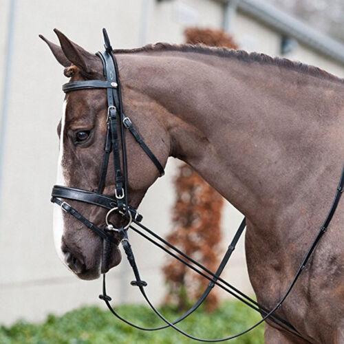Neck Stretcher Horse Training Pony Black Neck Stretcher Equestrian Supplies