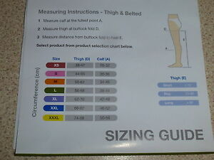 AntiEmbolic Stockings Medical Compression Stockings  Belted XS Size - <span itemprop='availableAtOrFrom'>penkridge, West Midlands, United Kingdom</span> - AntiEmbolic Stockings Medical Compression Stockings  Belted XS Size - <span itemprop='availableAtOrFrom'>penkridge, West Midlands, United Kingdom</span>
