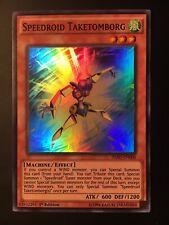 NM+ Speedroid Taketomborg hsrd-en006 1st Edition Super Rare Yu-Gi-Oh!