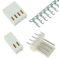 Molex Kk Style 254mm Pcb Connector Pin Header Housing 2 To 5 Way