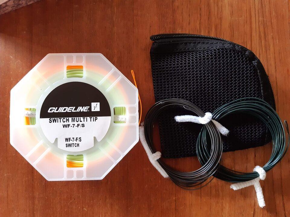 Flueline, Guideline