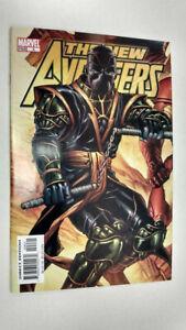 NEW AVENGERS #4  1st Printing - Ronin Variant Cover         / 2005 Marvel Comics