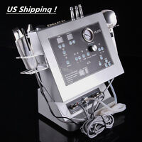 4 In 1 Diamond Microdermabrasion Ultrasound Beauty Skin Care Scrubber Machine