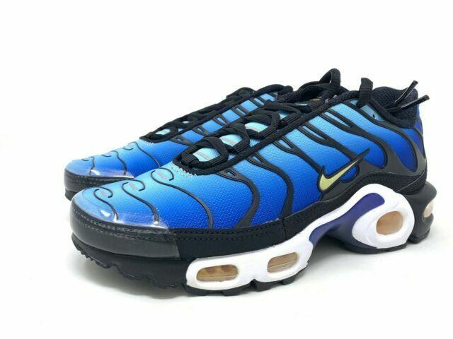 Size 10 - Nike Air Max Plus Hyper Blue 2018
