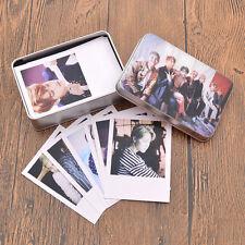 1 Box Kpop Star Bangtan Boys Member Printed Lomo Cards Mini Post Card Gift