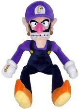 "Super Mario Brother Bro. Series Waluigi Koopa Plush Toy Plush Stuffed Animal 11"""