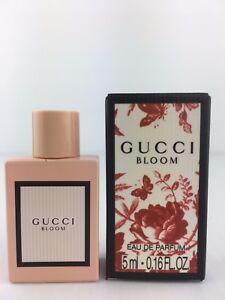 Gucci Bloom By Gucci Perfume Edp Miniature 5 Ml Splash New In Box