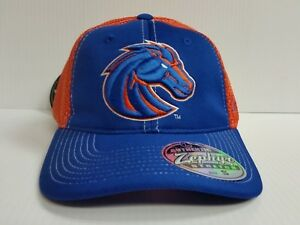 Boise State Broncos Ncaa Youth Size Flex/fit Hat Cap By Zephyr D133 Other Unisex Clothing