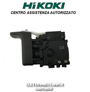 INTERRUTTORE DI RICAMBIO PER TASSELLATORE ELETTRICO DH28PC DH28PD HIKOKI HITACHI