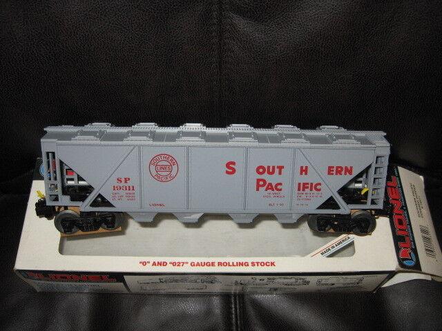 1987 Lionel  6-19311 Southern Pacific Coverosso Hopper NIB