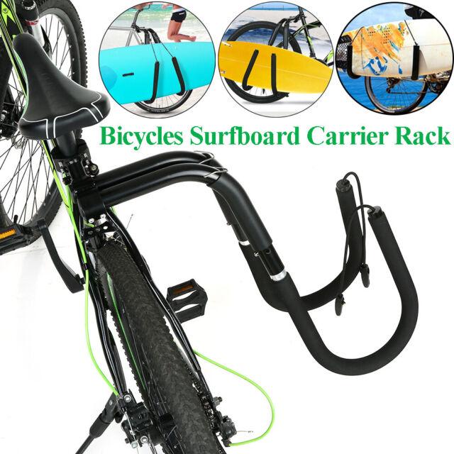 Luntus Surfboard Wakeboard Bike Rack Portabiciclette da Surf per Biciclette