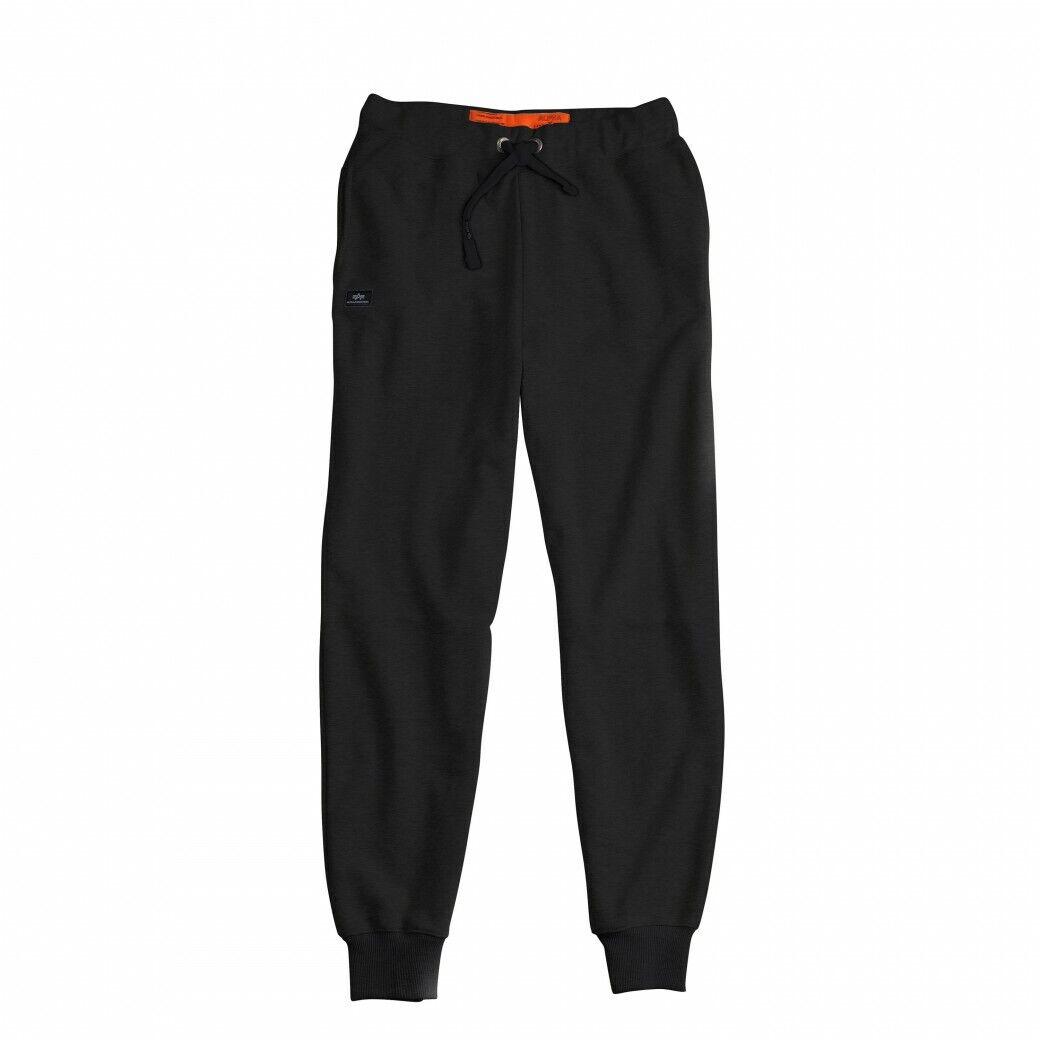 Alpha Industries Uomo Sweatpants Sciolto X-Fit Pantaloni da Corsa Palestra