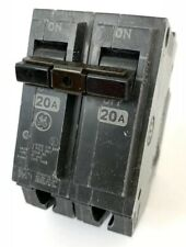 TMQL21125 General Electric Type TMQL Circuit Breaker 2 Pole 125 Amp 240V