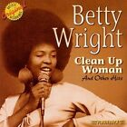 Golden Classics: Clean Up Woman by Betty Wright (CD, Jun-1997, Flashback Records)