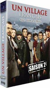 Un-village-francais-Saison-2-DVD-NEUF