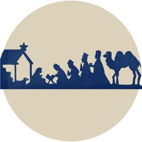 Creative Memories Landscape Paper Die Cut Scenic Nativity Titles Sports CHOICE