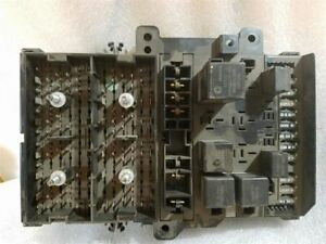 1998 Caravan Voyager Minivan Interior Fusebox Cabin Fuse Box Without