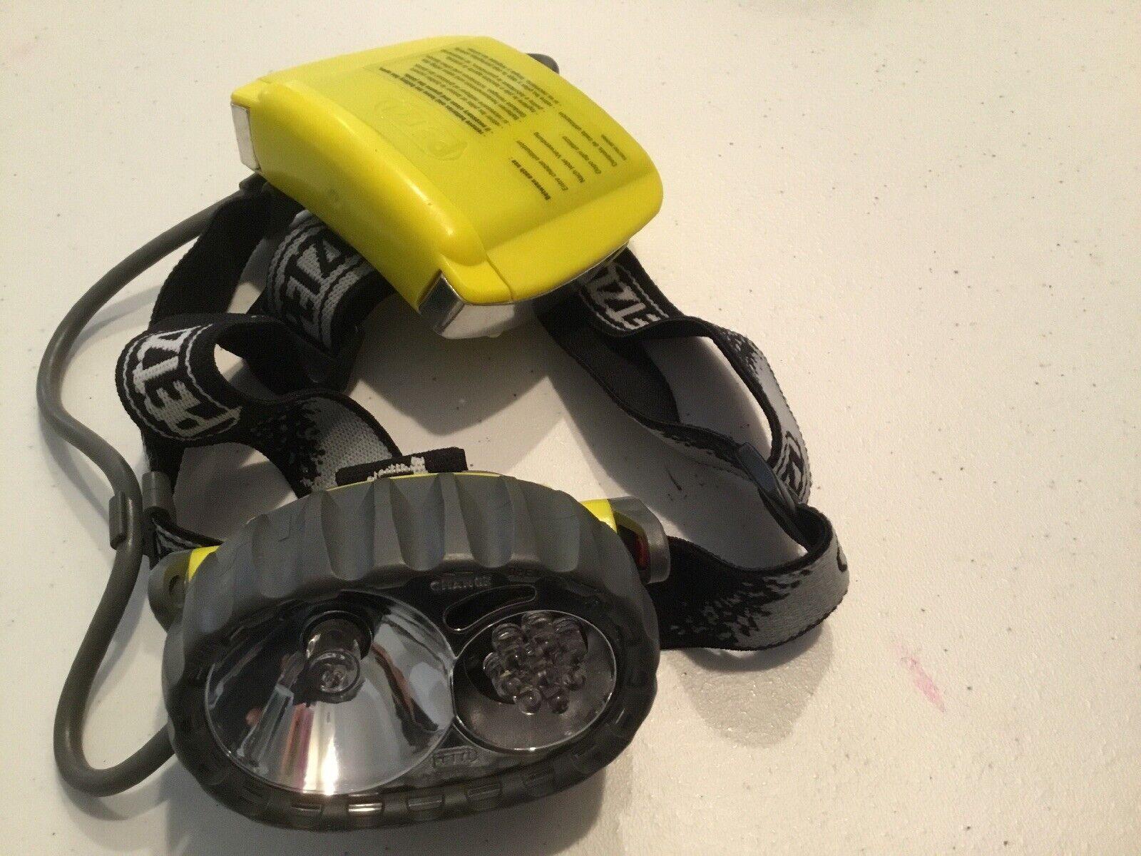 Petzl Duo LED 5 Taschenlampe