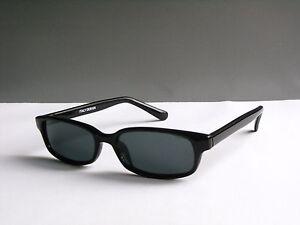 Moderne Herren / Damen Sonnenbrille Sunglasses Brille Schwarz UV 400 (M166) NEU