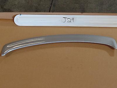OEM REAR WING LIP SPOILER OEM AIR DAM 06-14 MAZDA MIATA MX5 MX-5 NEW silver