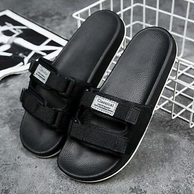 Men's Slippers Garden Home Slides Shoes