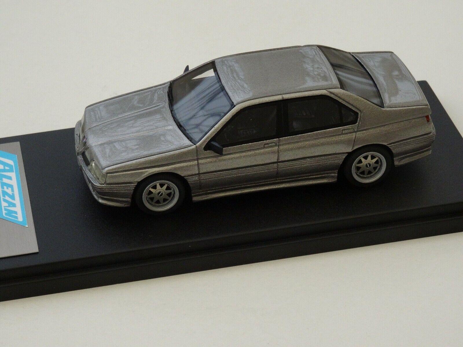 ALEZAN MODELS . 1 43 . ALFA ROMEO 164 V6 3,0L . ZENDER . 1989 .