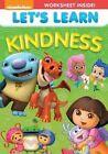 VG Let's Learn Kindness 2015 DVD