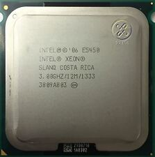 Intel Xeon E5450 Quad Core 3GHz 1333MHz 12MB L2 CACHE SOCKET LGA771 PASSO C0 CPU