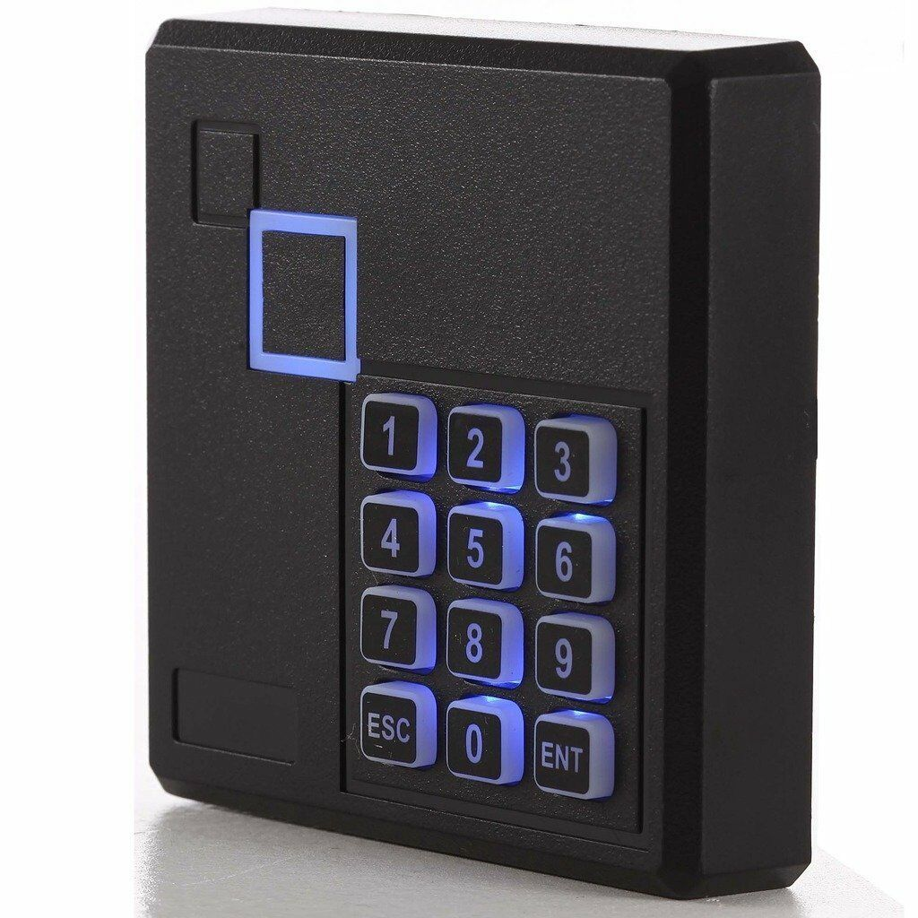 UHPPOTE Proximity RFID ID Card Door Access Control Keypad Reader 125KHz Wiegand