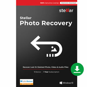 Stellar Photo Recovery Software Windows Standard Recover Deleted Photos Download