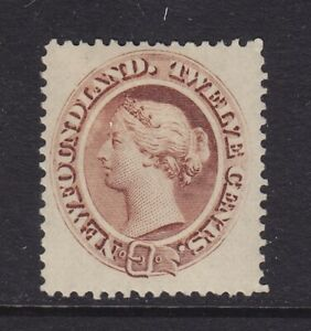Newfoundland-Scott-29-VF-OG-previously-hinged-scv-70-see-pic