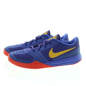 size 40 c57c3 d56d7 Details about Nike 705387 Kids Youth Boys Girls Kobe Mentality GS  Basketball Shoes Sneakers