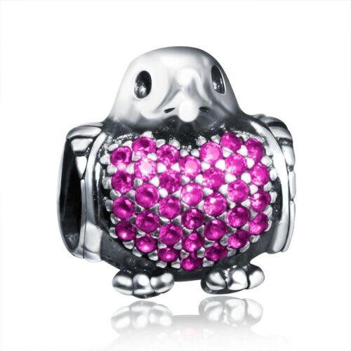 Fashion Woman European Bead Charms Fit Brand 925 Silver Sterling Bracelets Chian
