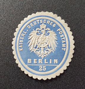Siegelmarke-Vignette-Kaiserl-Deutsches-Postamt-Berlin-25-7680-4