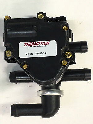 thermotion 354-69494 electric heater valve RD5-8135-RD72R7105 4-PORT