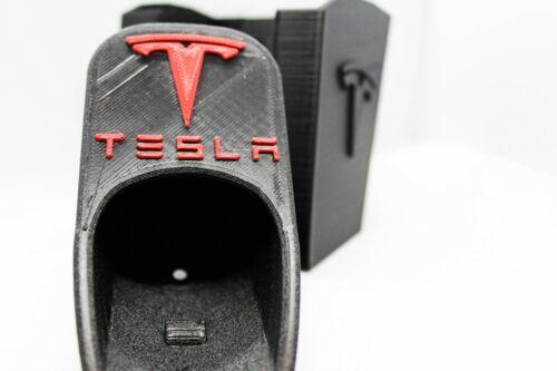 Tesla Mobile Connector Cable Organizer UMC Holder US Version Model 3 X S RED