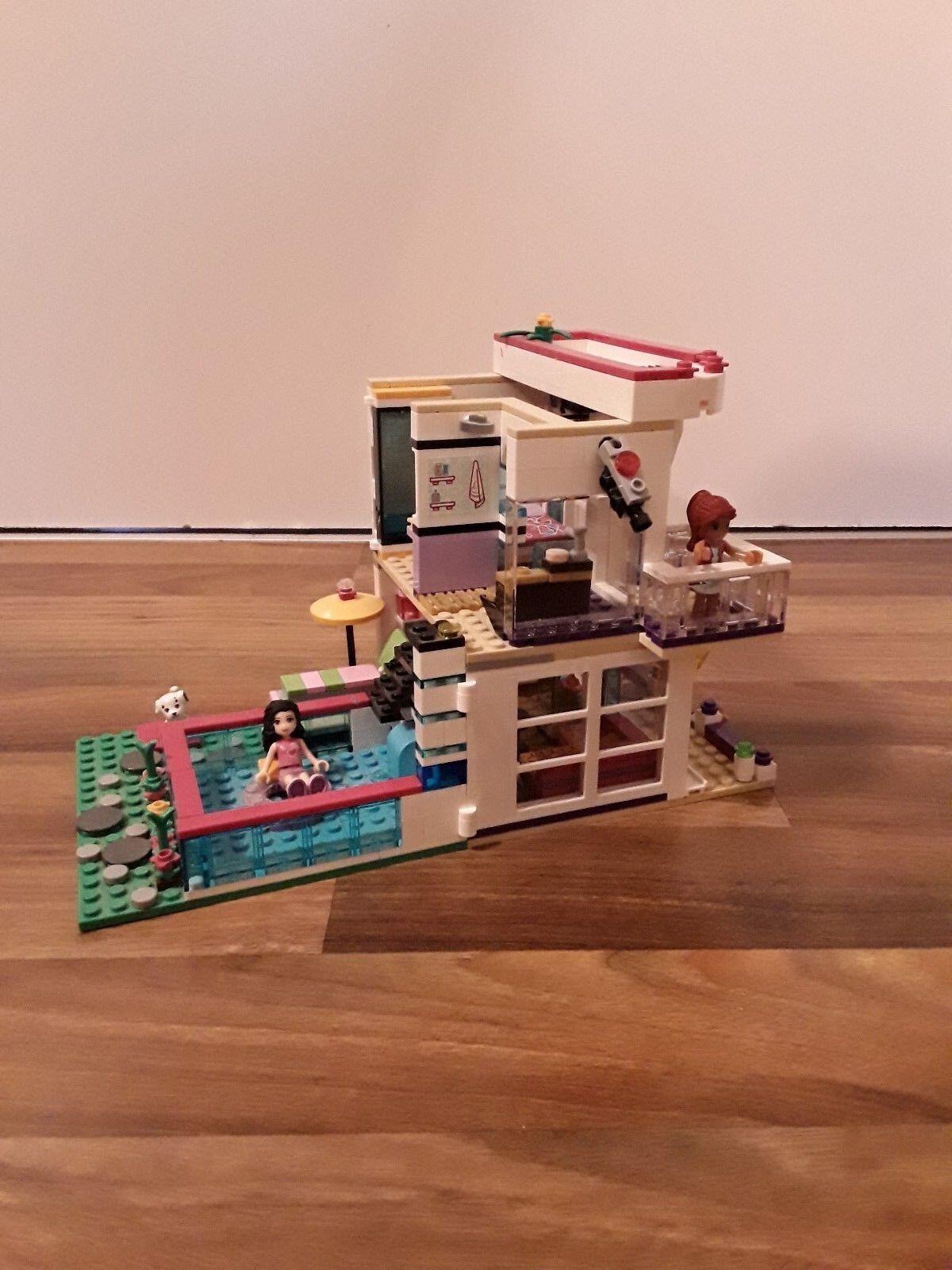LEGO Friends Livis Popstar-Villa (41135)