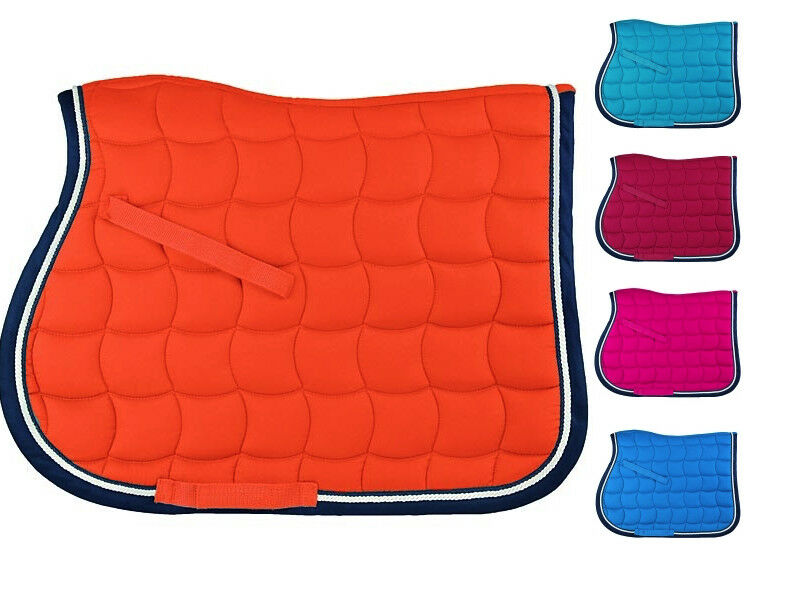 John Whitaker Upton  Saddle Cloth Saddle Pad GP Jumping All Colours Sizes  is discounted