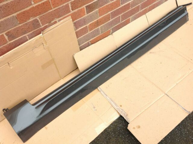VOLVO XC90 SIDE SKIRT SILL TRIM COVER MOULDING N/S PASSENGER LH 2015-ON 31395883