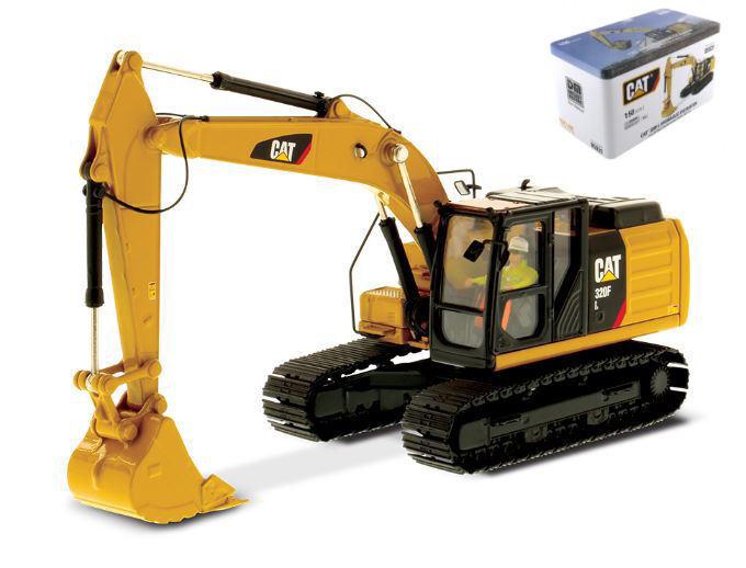 CAT 320F L Hydraulic Excavator 1 50 Model DIECAST MASTERS