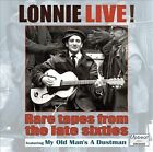 Lonnie Live! Rare Tapes from the Late Sixties by Lonnie Donegan (CD, Jun-2012, Upbeat)